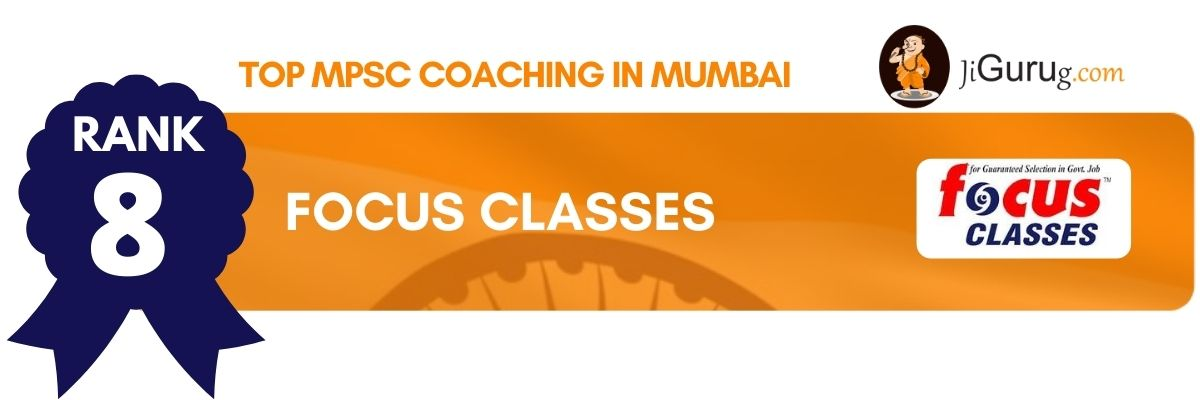 Top MPSC Classes in Mumbai