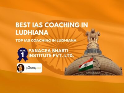 Best IAS Coaching in Ludhiana