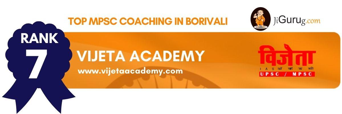Top MPSC Coaching Institute in Borivali