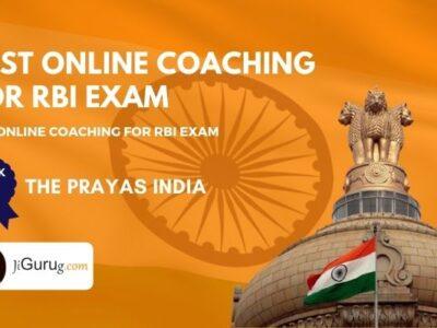 Top Online Coaching Institutes for RBI Exam Preparation
