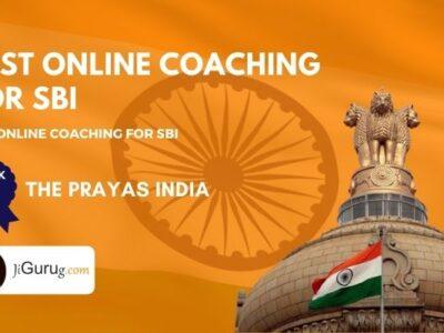 Best Online Coaching For SBI