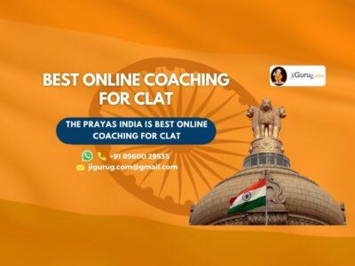 Best Online Coaching Institutes for CLAT Exam