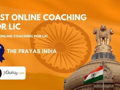 Top Online LIC Coaching Institutes