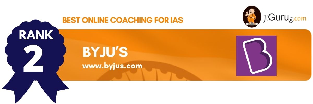 Top Online Coaching for IAS