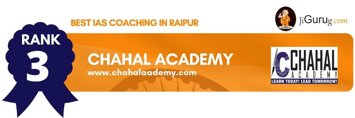 Top IAS Coaching Centres in Raipur
