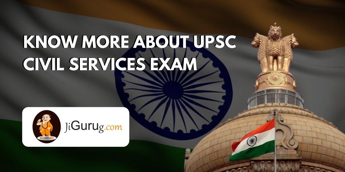 Details of UPSC Preparation