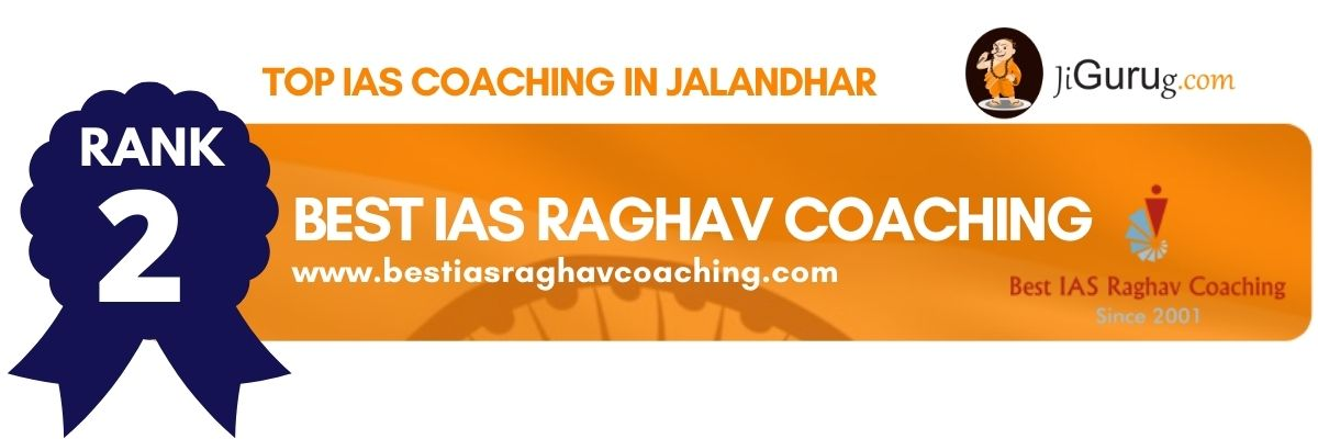 Top IAS Coaching Institutes in Jalandhar