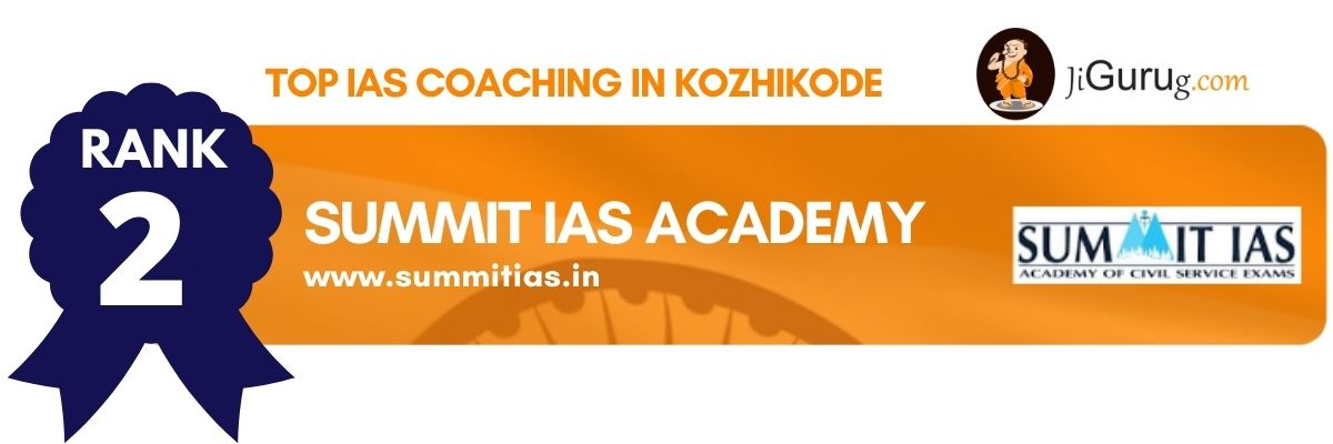Top IAS Coaching Institutes in Kozhikode