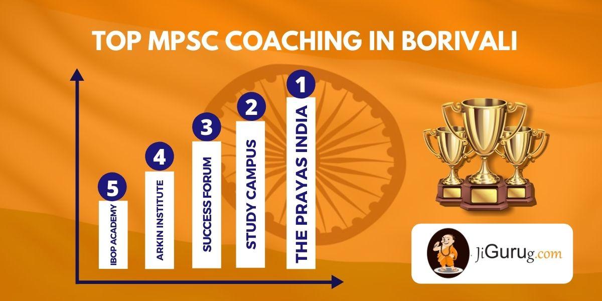Best MPSC Coaching in Borivali