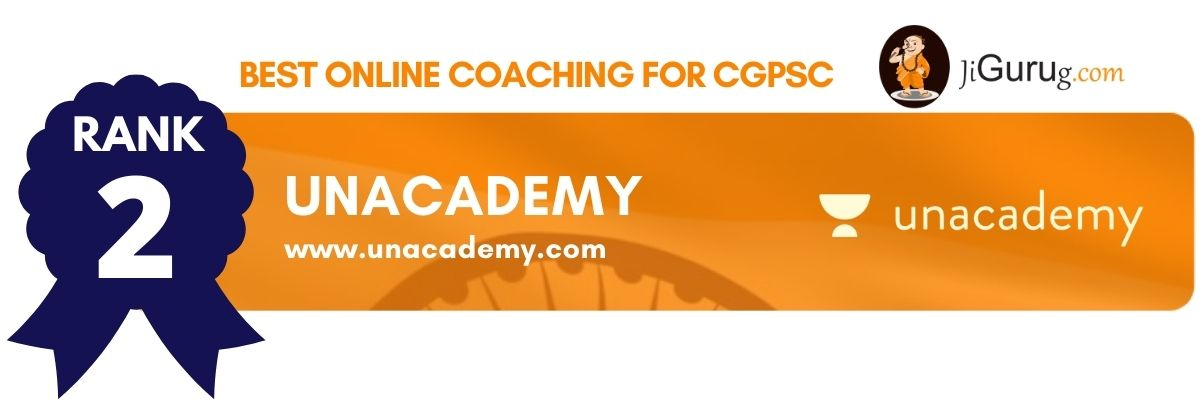 Best Online Coaching for CGPSC