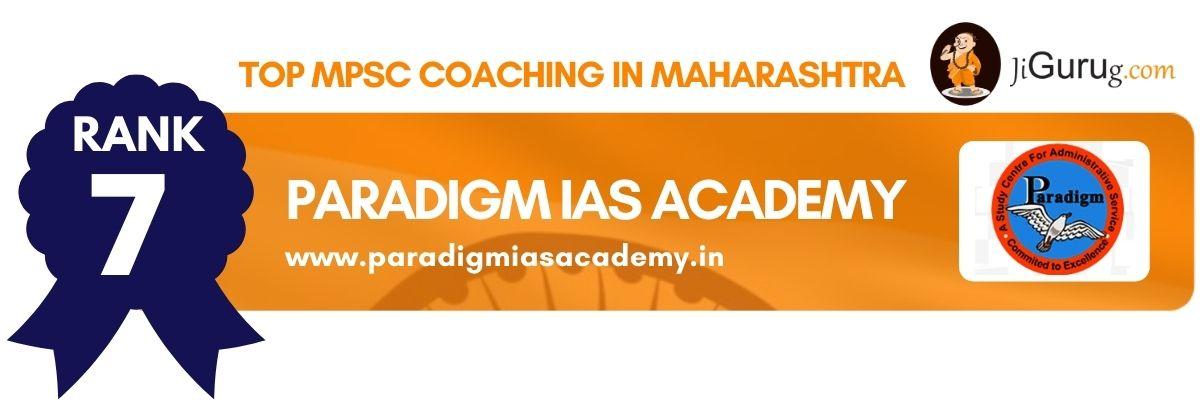 Best MPSC Coaching Institute in Maharshtra