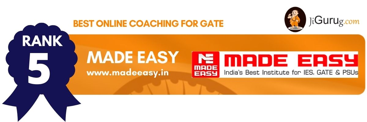 Top Online Coaching Institutes for GATE Exam Preparation