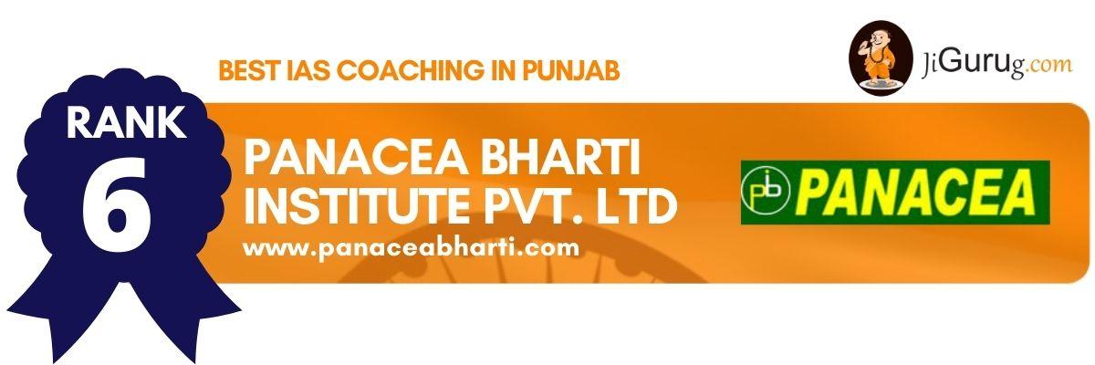 Top IAS Coaching in Punjab
