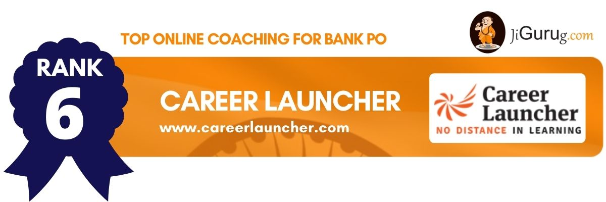 Top Online Bank PO Coaching Institutes