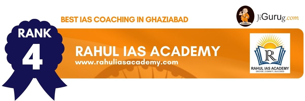 Best IAS Coaching Centres in Ghaziabad