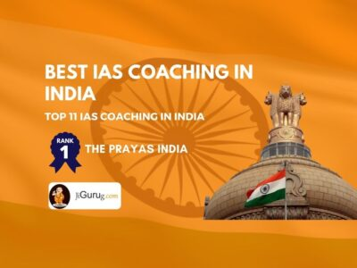 Best IAS Coaching in India