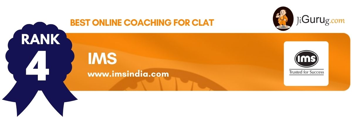 Top Online Coaching Institute for CLAT