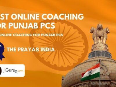 Best Online Coaching For Punjab PCS