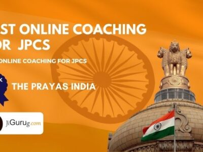 Top Online Coaching for JPSC