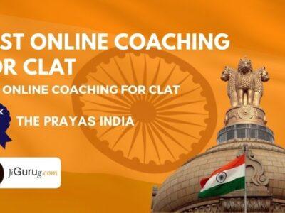 Best Online CLAT Coaching Institutes