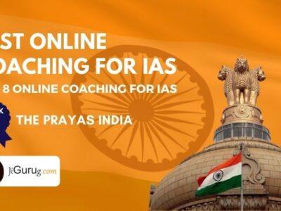 Best Online IAS Coaching Centres