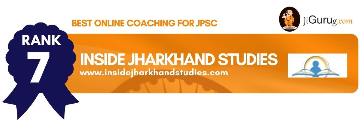 Best Online Coaching for JPSC