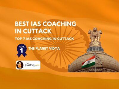 Top IAS Coaching Institutes in Cuttack