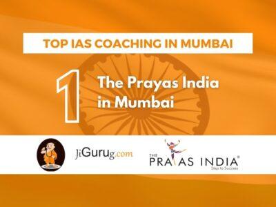 Rank 1 Top IAS Coaching of Mumbai