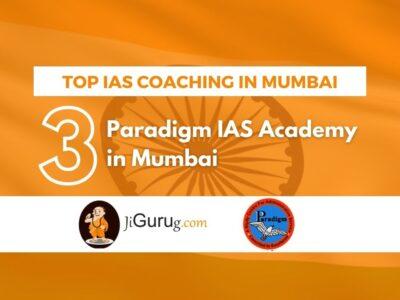 Rank 3 Top IAS Coaching in Mumbai