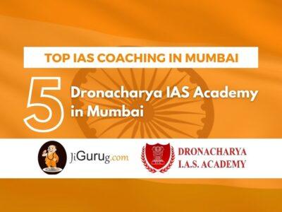Rank 5 Top IAS Coaching in Mumbai