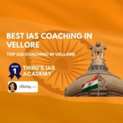 Top IAS Coaching in Vellore