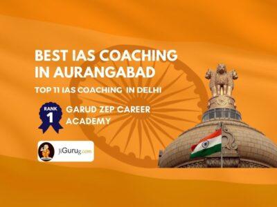 Top IAS Coaching in Aurangabad