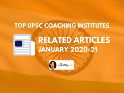 Top Related Articles January 2020-21