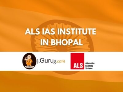 ALS IAS Institute in Bhopal Reviews
