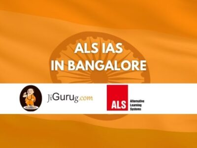 ALS IAS Coaching in Bangalore review
