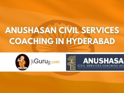 Anushasan Civil Services Coaching in Hyderabad Review