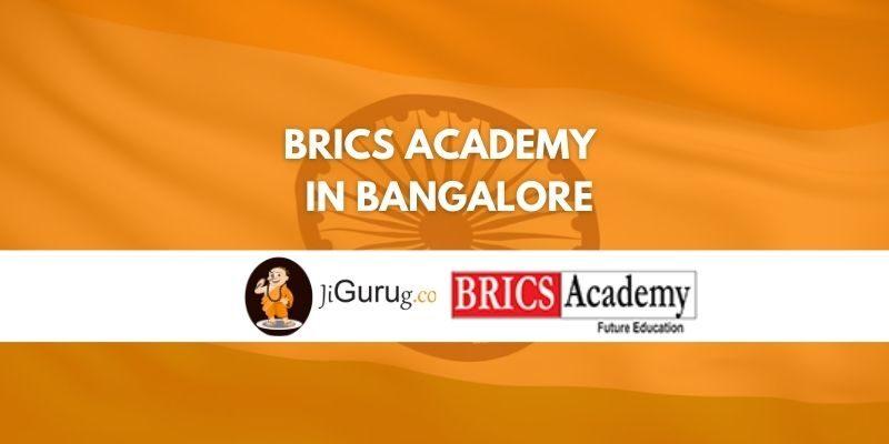BRICS Academy IAS Coaching in Bangalore Reviews