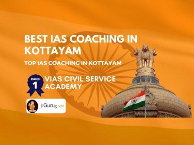 Best IAS Coaching in Kottayam