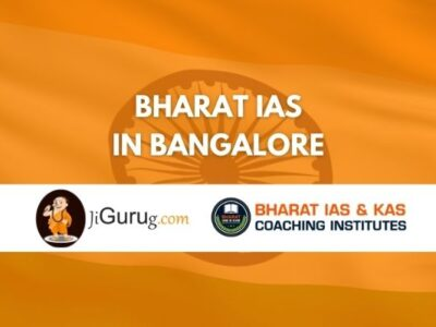 Bharat IAS Coaching in Bangalore Review