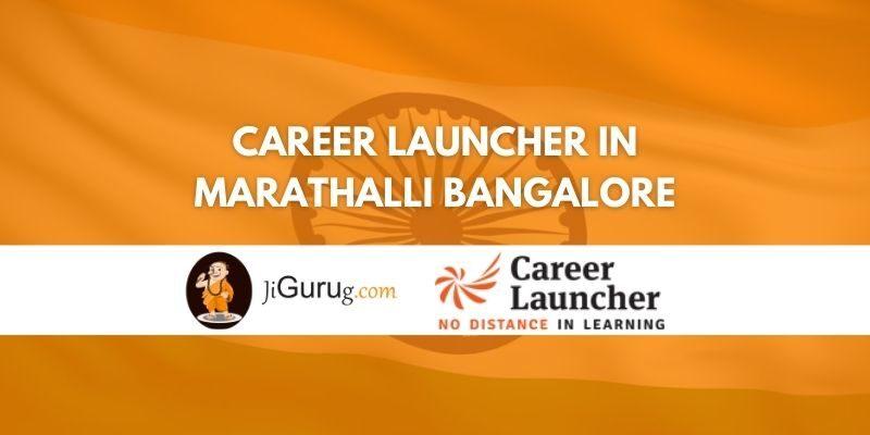 Career Launcher Marathalli Center Bangalore Reviews