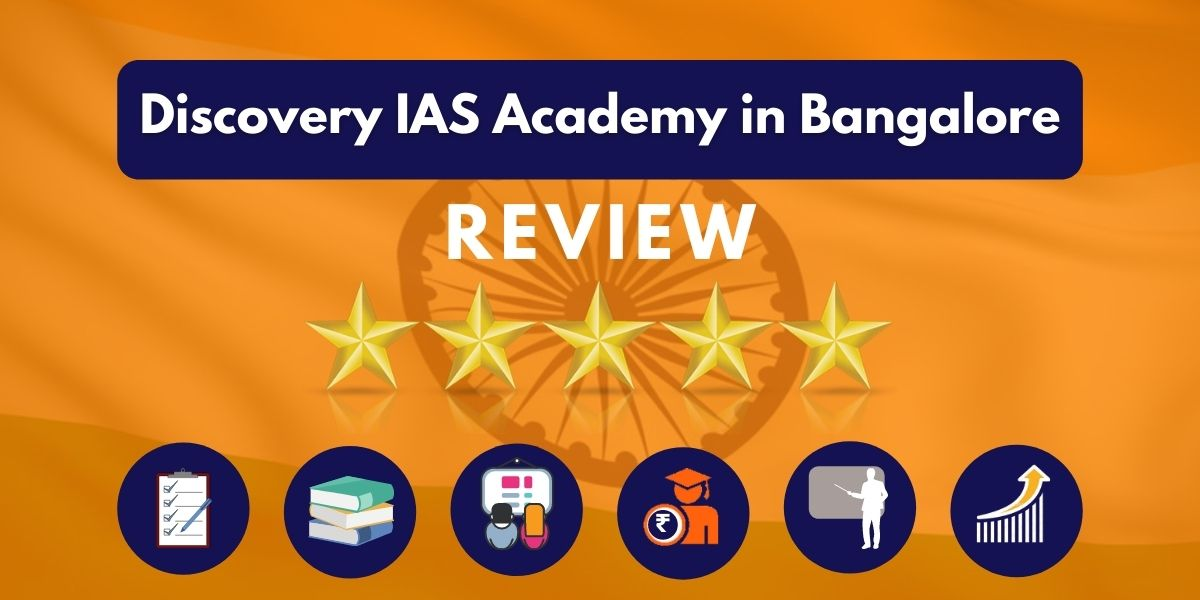 Discovery IAS Academy Bangalore Review