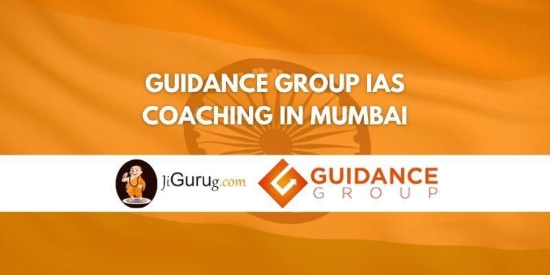 Guidance Group IAS coaching in Mumbai Review