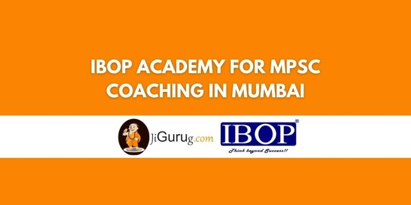 IBOP Academy for MPSC Coaching in Mumbai Review
