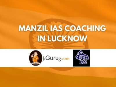 Manzil IAS coaching in Lucknow Review