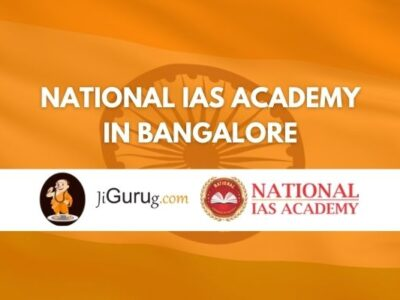 National IAS Academy Bangalore Review