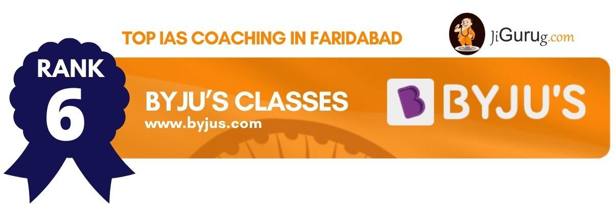 Top IAS Coaching in Faridabad