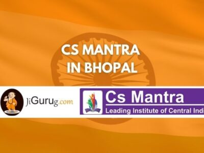 Review of CS mantra IAS Coaching in Bhopal