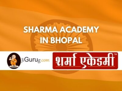 Review of Sharma Academy in Bhopal