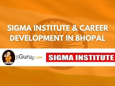 Review of Sigma Institute & Career Development Coaching in Bhopal