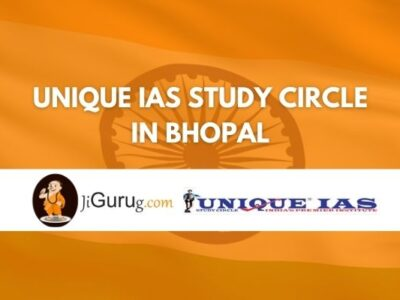 Review of Unique IAS Study Circle in Bhopal